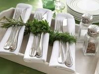 Napkins and Cutlery Holders