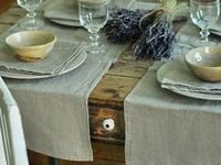 Sew Tablecloth / Table-runner