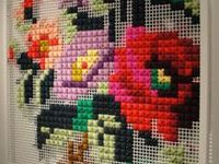Some free and some patterns to buy but all Cross stitch