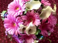 Collecting pictures of beautiful bouquets from others and myself.
