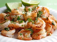 I love seafood, especially shellfish! Shrimp, crab, clams, scallops, oysters & mussels :-) fried, baked, grilled or just part of a recipe...soooo yummy!!!