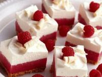 ... | Asparagus Frittata, Strawberry Bars and Cream Cheese Cheesecake