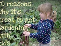gardening with kids/school