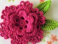 Crochet Flowers, Ya'll!