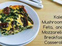 Breakfast or Brunch recipes