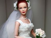 BRIDAL BARBIES