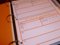 Organization. Printables