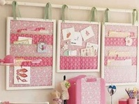 Decorating - Office, Craft Room, Sewing Room, Quilt Room Inspiration & Organization