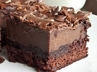 Brownies & Bars on Pinterest | Brownies, Mississippi mud and Brownie ...