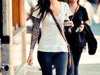 Tattoos I love, tattoos I have, tattoos I want and tattoo inspiration!