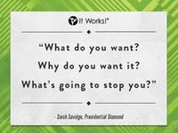 It Works! Products give the best results when you combine a general workout routine to keep you healthy from the inside out. Choose a program that you can commit to & just do it!  www.ktcole.myitworks.com