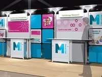 Trade Show Displays, Booths, Exhibits, Kiosks, Tradeshow Solutions