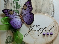 Butterfly Cards Two