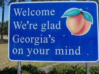 Georgia On My Mind!