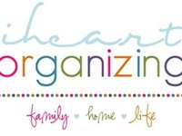 O is for Organizing