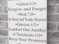 Verses, quotes & sayings I love