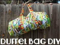 A lot of bags and totes and other tutorials