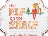 Elf Magic Fun (Elf on the Shelf....Roxy)