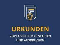 Urkunden Zertifikate Vorlagen Zum Gestalten Und Ausdrucken Urkunde Indesign Vorlagen Vorlagen