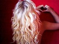 Good thing Mama does hair. ;)