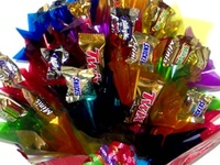 Candy Bouquet Ideas