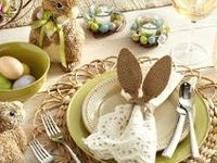 Table Decor, Easter