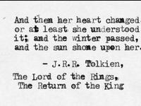 Words to Love & Die By
