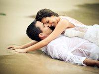 Beach Bridal Photo Shoot