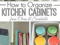 Kitchen Organization