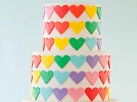 Cake cake cake cake cake cake. And ice cream.