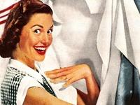 Vintage Laundry - Monday Washdays - Washok