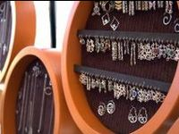 Display, storage and packaging solutions for jewelry and related crafts