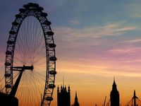 Eyes on the British Isles