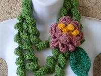 Knit & Crochet ❤ Neckwear
