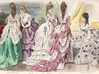 Mid- to Late-Victorian / The Age of the Bustle