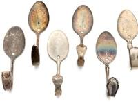 cucharas platas