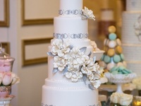 All the cakes found on Wedding board, easier to find