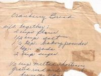 I love vintage recipes. They make me feel like I am home again, watching my mama cook in the kitchen. Please note: I have not tried these recipes and some may be missing some of the ingredients or directions on how to make them. You may want to read over the recipe before attempting to make it. Enjoy!