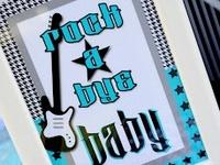 Rock-A-Bye Baby Shower ☠