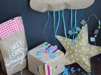 Gift ideas and how to package/wrap/present them