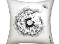 pillows / cushions / poufs