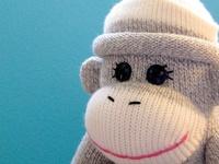 Sock monkeys & stuff
