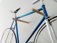 100copies Bicycle Display