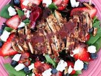 Great recipes for parties and meals!
