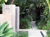 Landscaping : Entryways