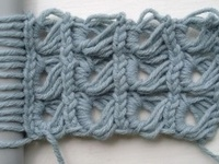 Crochet Stitches Trc : ... do broomstick lace on Pinterest Stitches, Bracelets and Crocheting