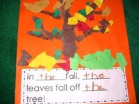fall and halloween crafts and lesson plan