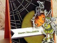 Halloweenie Cards