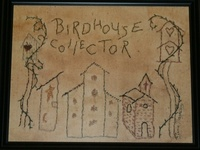 *BIRDHOUSES/CAGES*