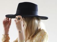 hats and headpieces are jewelry for your beautiful brain.